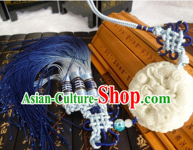 Chinese Traditional Garment Body Accessory Belt Hanging Decorations