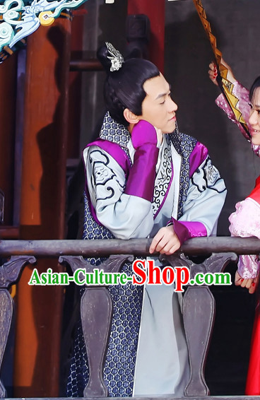 Chinese Classic General Costumes Complete Set