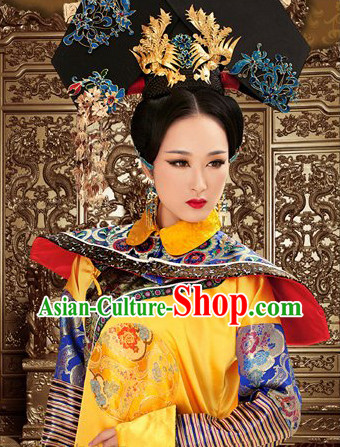 Handmade Chinese Empress Headpieces