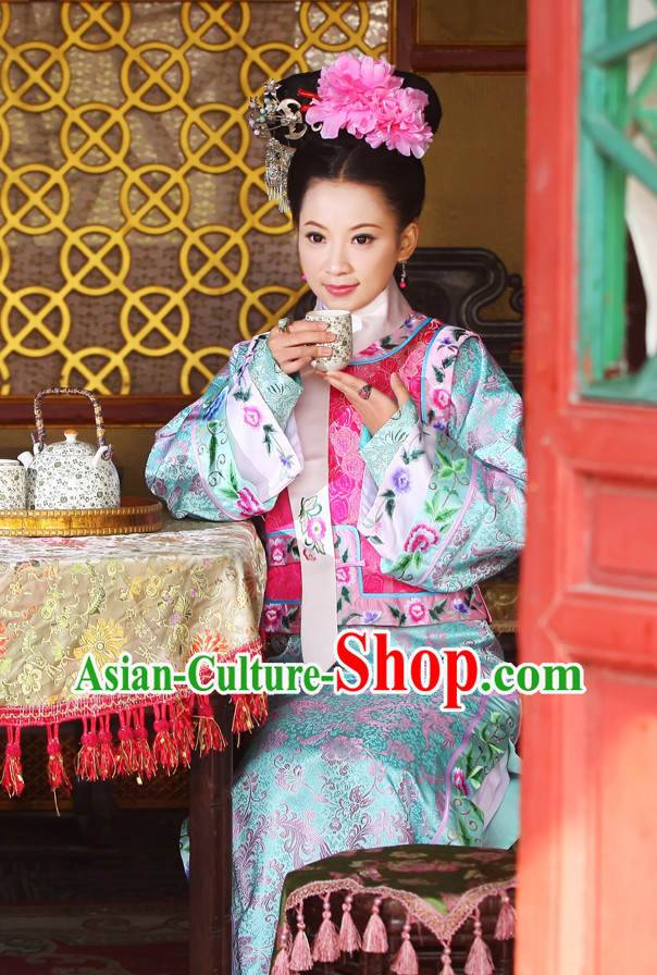 China Fashion Bridal Gown Empress Cheongsam Complete Set China Shopping online