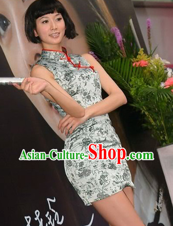 China Fashon Female Cheongsam Qipao China Shopping online