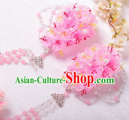 Chinese Handmade Hair Accessories