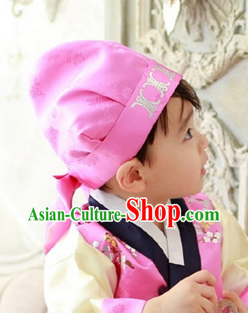 Korean Traditional Kids Hat for Boys