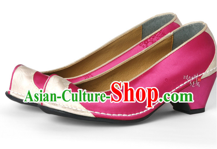 Korean Traditional Hanbok Shoes for Ladies