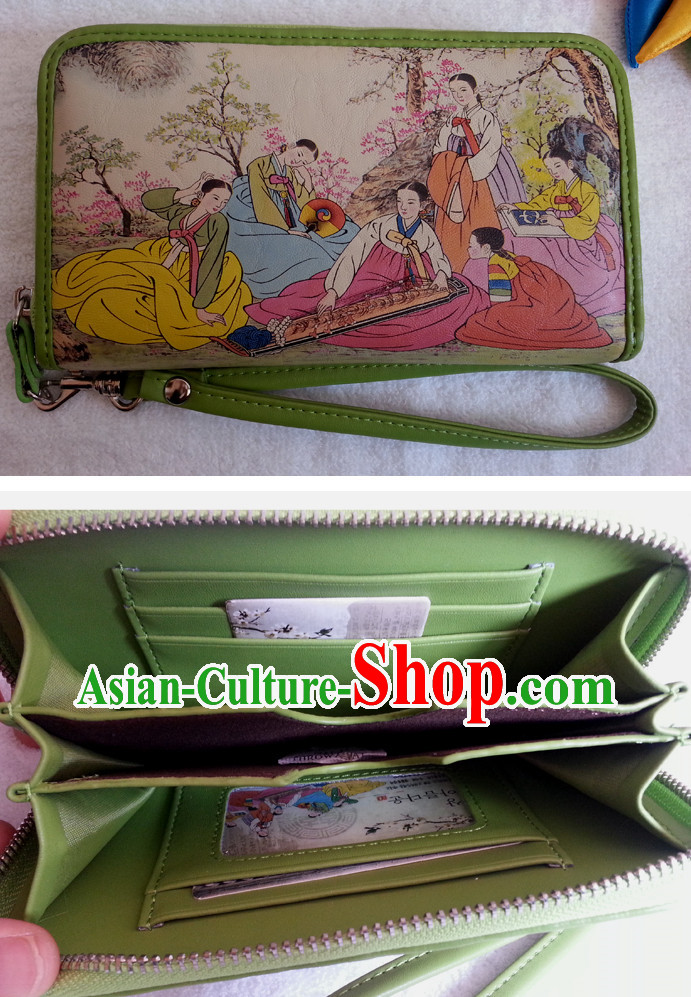 Korean Traditional Palace Design Handbag for Women