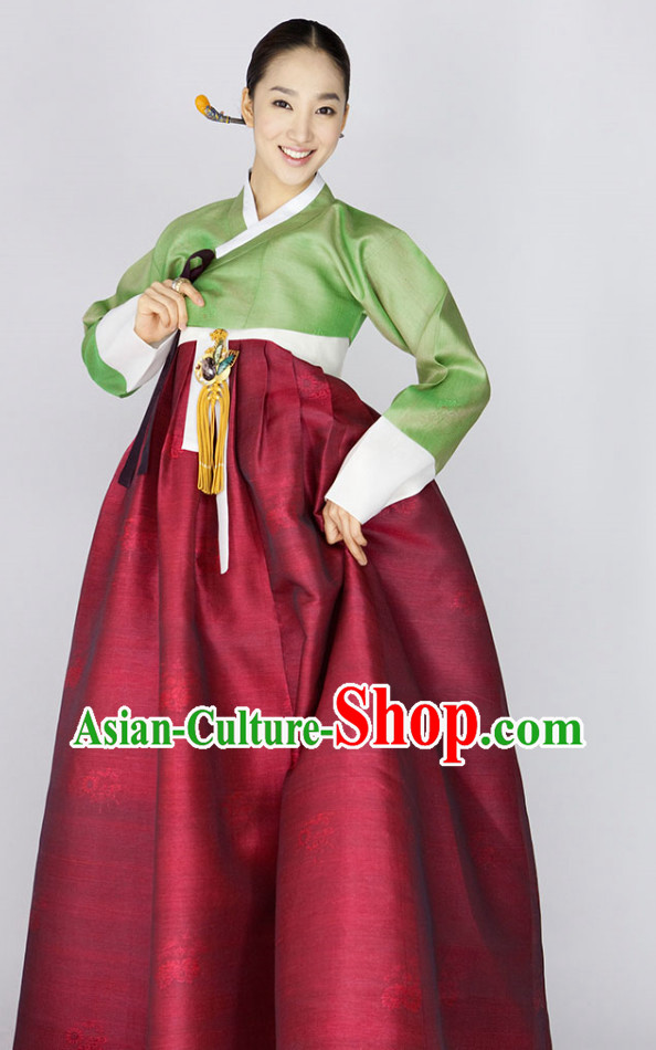 Korean Dance Attire Dance Accessories