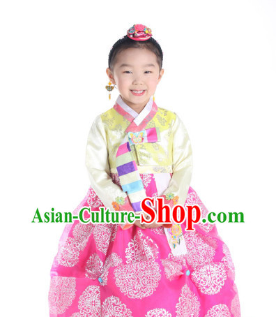 Korean Dance Attire Dance Accessories for Kids