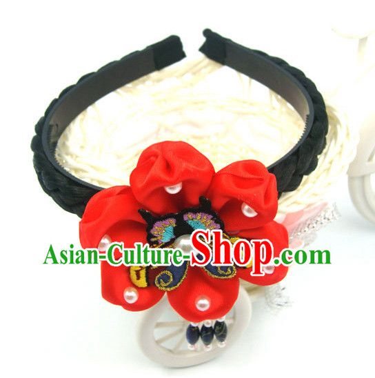 Korean Traditional Barrette Hair Accessories for Girls and Women