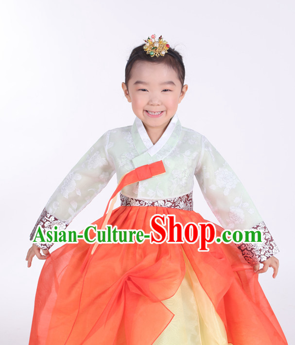 Korean Children Dancing Costumes Hanboks online Clothing Shopping