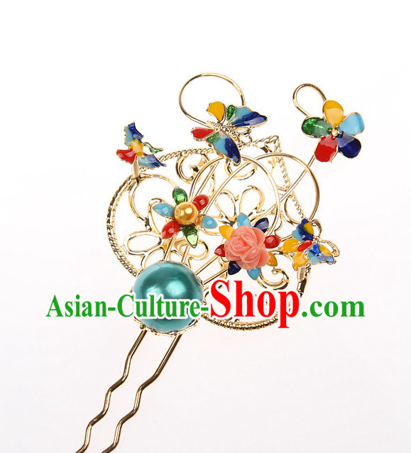 Korean Traditional Hairpin Hair Clips