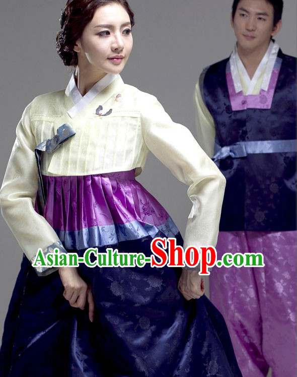 Korean Traditional Outfits Two Sets