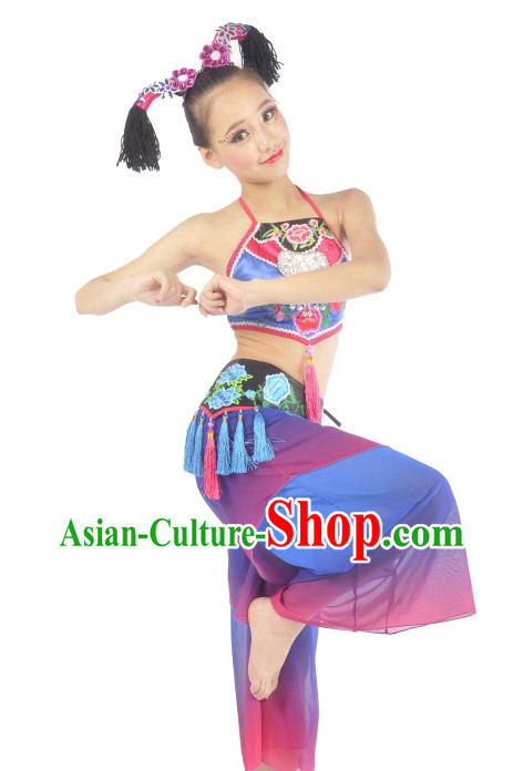 Professional Chinese Stage Dance Costumes Carnival Costumes China Shop  Dance Costumes for Women
