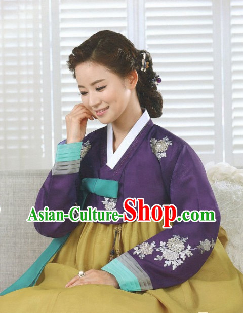 Korean Mother Hanbok Fashion online Apparel Hanbok Costumes