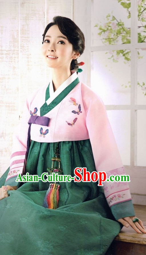 Korean Hanbok Plus Size Clothing Fashion Clothes Korean Traditional Clothing