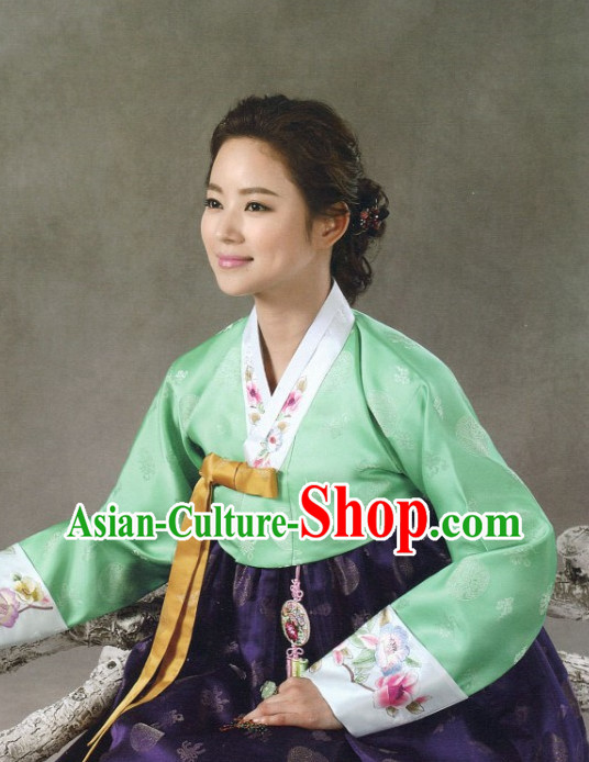Korean Discount Dance Costumes Complete Set for Women