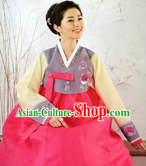 Korean Woman Traditional Dresses online Hanbok Dress Shopping