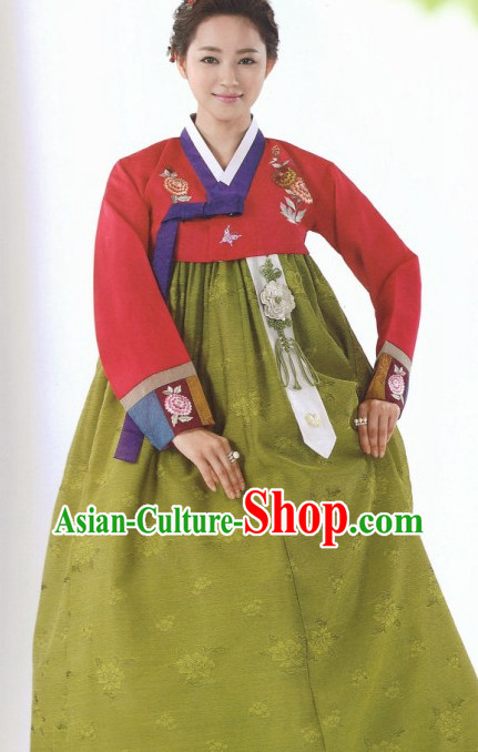 Korean Traditional Clothes Hanbok Dress Shopping Free Delivery Worldwide