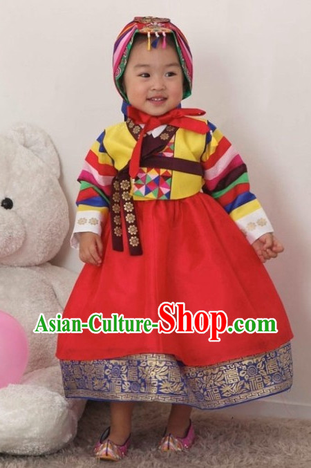 Korean Birthday Outfits Traditional Clothes Hanbok Dress Shopping Free Delivery Worldwide for Girls