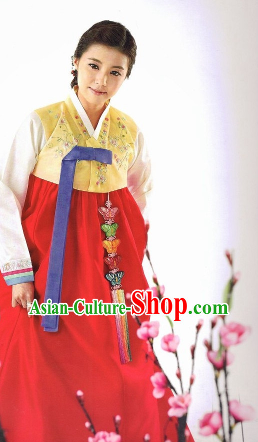 Korean Traditional Clothes Hanbok Dress Shopping Free Delivery Worldwide for Women