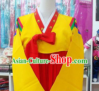 Korean Dance Costumes National Costumes Traditional Hanbok Clothes online Shopping