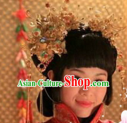 Chinese Traditional Wedding Hair Accessoreis