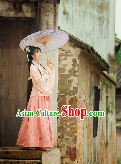 Chinese Ancient Costume Chinese Traditional Clothing for Ladies