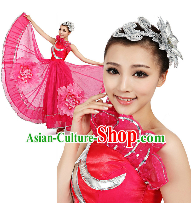 Chinese Traditional Dance Suppy