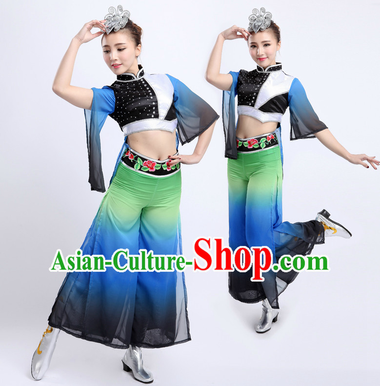 Chinese Traditional Discount Dance Dostumes Discount Dance Supply for Women