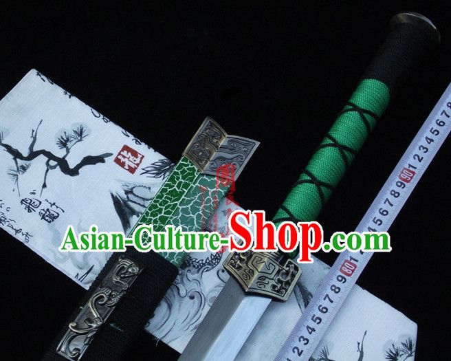 Chinese Traditional Handmade Sword TV Drama Props