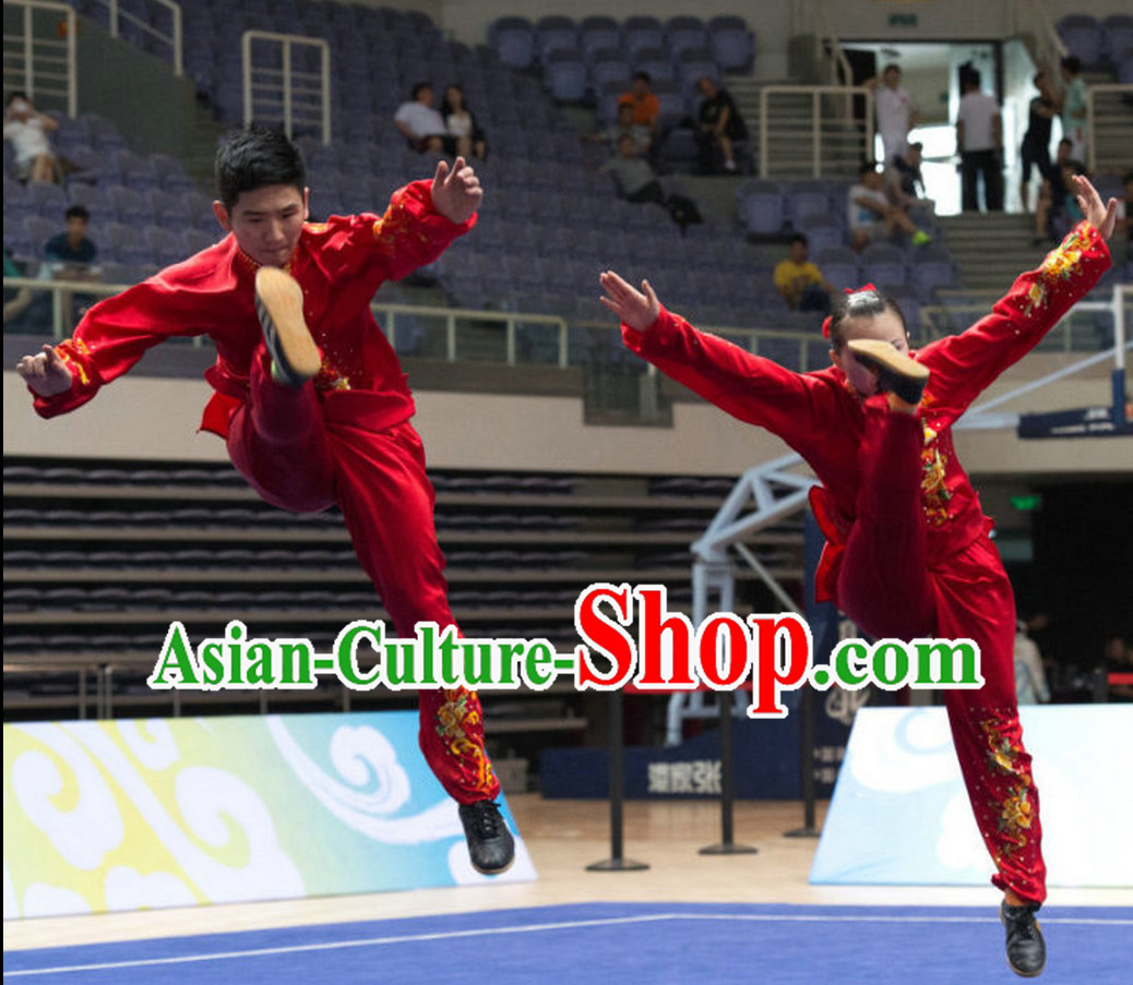 Top Tai Chi Qi Gong Yoga Clothing Yoga Wear Yang Tai Chi Quan Kung Fu Pants Garments for Men or Women
