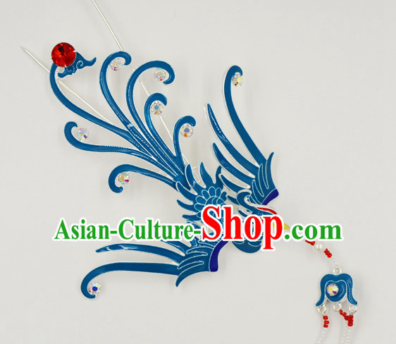 Chinese Ancient Opera Phoenix Hairpin
