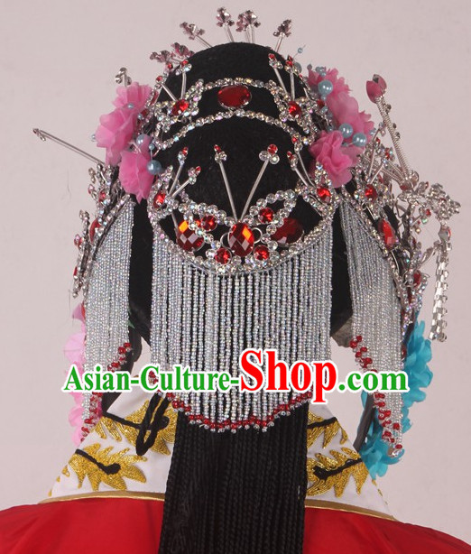 Chinese Classical Hua Tan Hair Accessories for Women