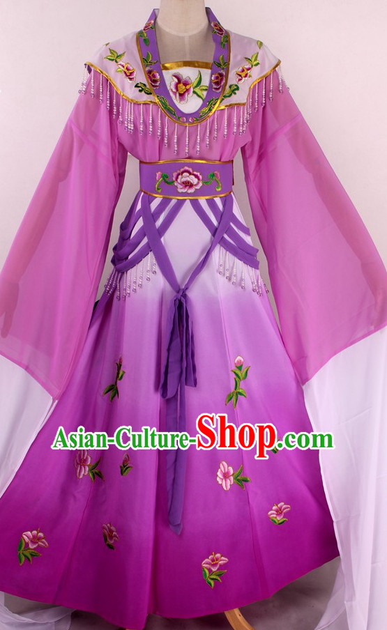 Chinese Culture Chinese Opera Costumes Chinese Cantonese Opera Beijing Opera Costumes Hua Tan Costumes Complete Set for Women