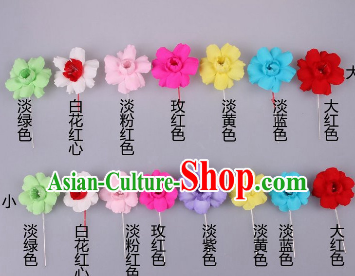 Professional Chinese Opera Hair Accessories