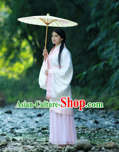 Chinese Han Dynasty Traditional Plus Size Dress Summer Dresses