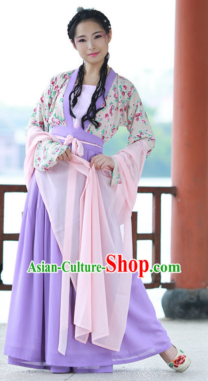 Chinese Folk Dress for Women