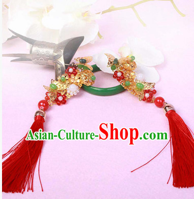 Ancient Chinese Handmade Earrings for Women