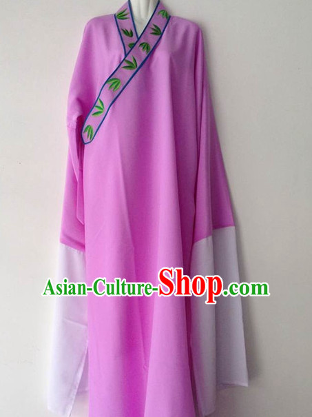 Long Sleeve Xiao Sheng Classical Opera Costume for Men