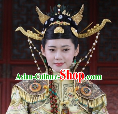 Chinese Ancient Princess Hair Accessories Set