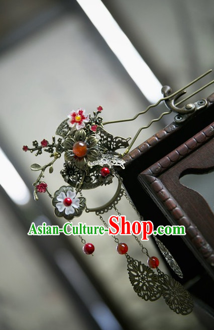 Chinese Traditional Female Hairpins