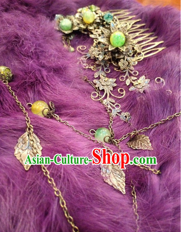 Chinese Traditional Handmade Female Hair Accessories