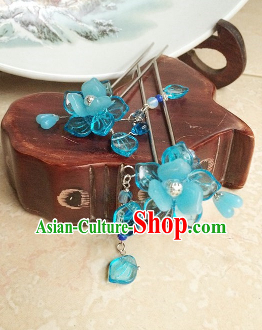 Traditional Chinese Princess Handmade Hair Accessories Hair Pins Hair Jewelry