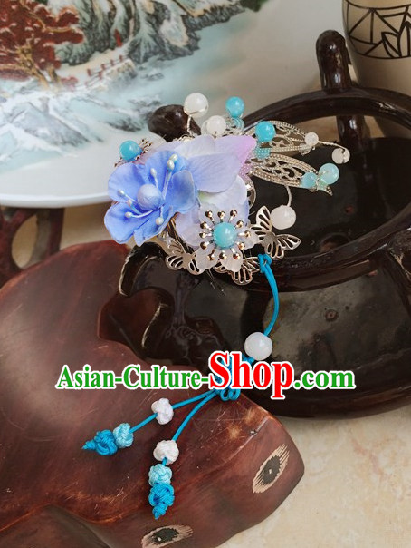 Traditional Chinese Empress Handmade Hair Accessories Hair Jewelry Set