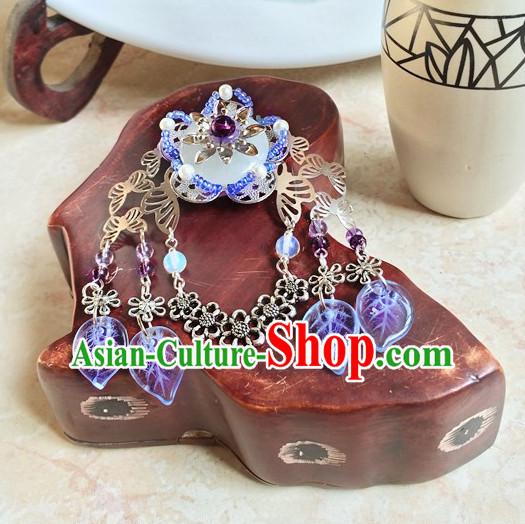 Buy Directly from China Traditional Chinese Costumes Handmade Hair Accessories Hair Jewelry