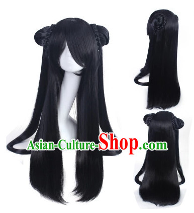 Chinese Ancient Beauty Style Hair Wigs
