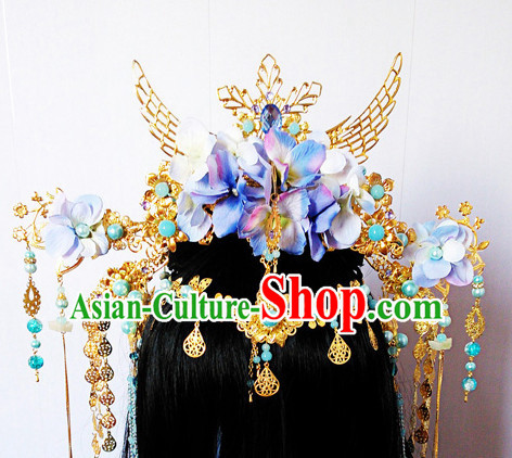 Chinese Ancient Palace Style Empress Hair Accessories