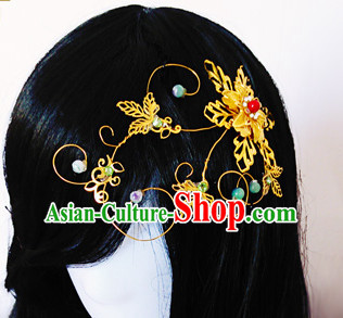 Chinese Ancient Lady Handmade Hair Accessories