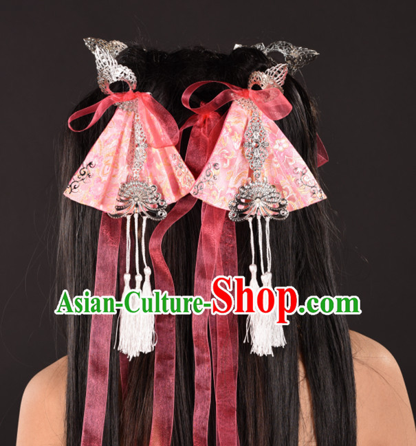 Chinese Cosplay Fairy Handmade Hair Accessories