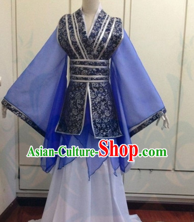 Chinese Classical Hanfu Costume for Women