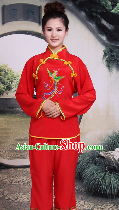 Chinese Traditional Yangge Dance Costumes for Women